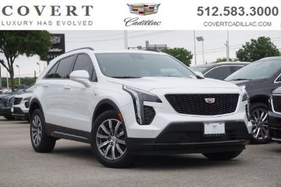 2019 Cadillac XT4 FWD Sport (Crystal White Tricoat)