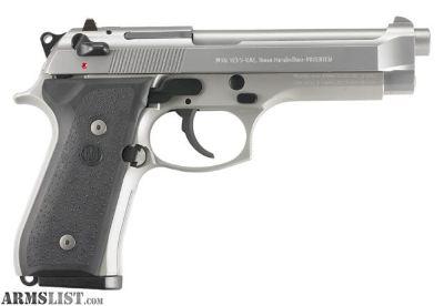 For Trade: Beretta 92FS INOX