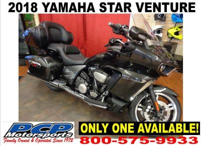 2018 Yamaha Star Venture with Transcontinental Option Package Touring Motorcycles Sacramento, CA