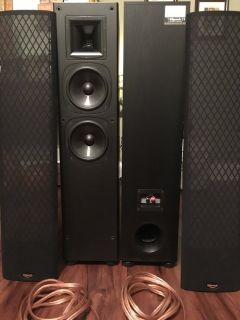 Klipsch SF-2 Floor Standing Speakers