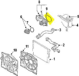 Sell BMW 11517831099 GENUINE OEM FACTORY ORIGINAL GASKET motorcycle in Shrewsbury, Massachusetts, US, for US $13.22