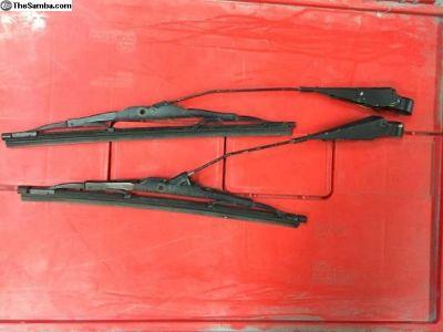Wiper Arms & Blades (German - Bosch)