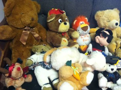 Get all 34 Stuffed Animals