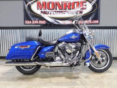 2015 Harley-Davidson Road King Touring Motorcycles Monroe, MI