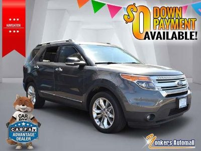 2015 Ford Explorer XLT (Magnetic Metallic)