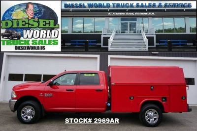 2015 RAM Ram Chassis 3500 SLT 4x4 4dr Crew Cab 172.4 in. WB Chassis