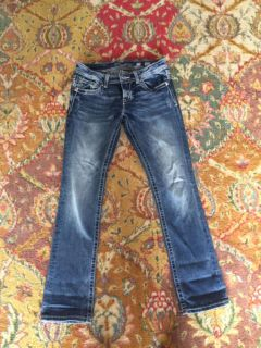 Miss Me Jeans size 28 straight great condition $45