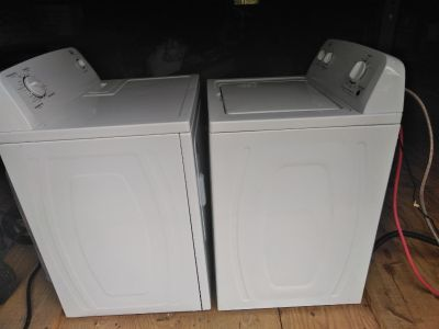 Washer and Dryer set NEW