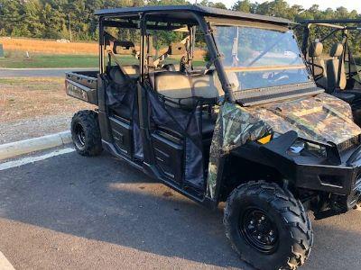 2015 Polaris Ranger Crew 900-6 EPS Side x Side Utility Vehicles Bessemer, AL