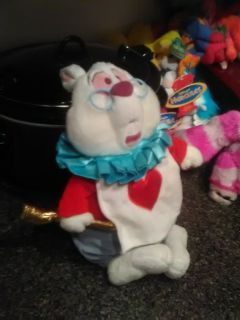 Alice on wonderland large rabbit,,,disney store