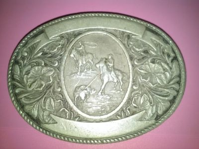 collectors belt buckles