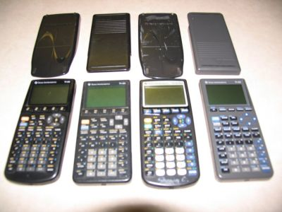 Back to School - TI Graphing Calculators !