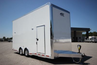 2019 ATC Quest ST305 22ft Enclosed Aluminum Stacker