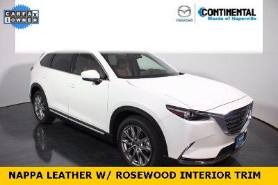 2017 Mazda CX-9 Signature (Snowflake White Pearl)
