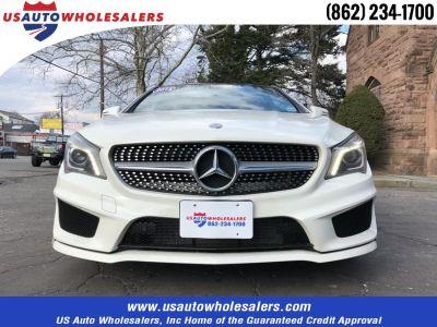 2014 Mercedes-Benz CLA-Class CLA250 4MATIC (Cirrus White)