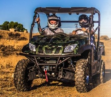 2017 Odes Comrade 500cc Utility SxS Utility Vehicles Bismarck, ND