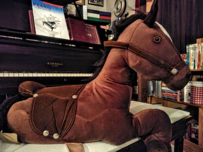 Ride on Horse (Couch/ Chair)