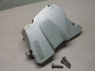 Purchase Y36 Yamaha FZ6 FZ 6 2005 Front Sprocket Cover w Bolts motorcycle in Ann Arbor, Michigan, US, for US $22.00