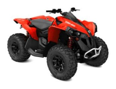 2018 Can-Am Renegade 570 Sport ATVs Lakeport, CA