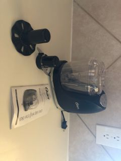 Oster 1 cup chopper with accessories