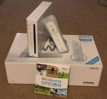 Wii Sports Gaming System