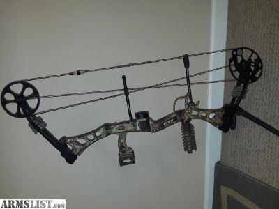 For Sale: Custom Bear Archery Compound Bow