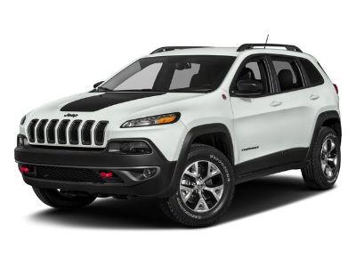 2018 Jeep Cherokee Trailhawk (Billet Silver Metallic Clearcoat)