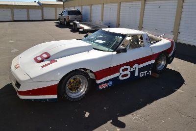 Vintage Wide Body GT1 Corvette