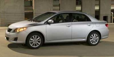 2010 Toyota Corolla Base (CLASSIC SILVER METALLIC [SILVER])