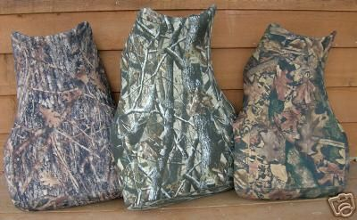 Find 400 / 450 yamaha kodiak camo seat cover 2000&up motorcycle in Howard, Pennsylvania, US, for US $29.99