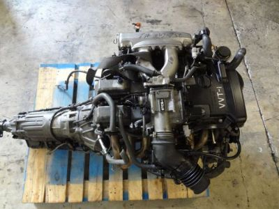 Buy JDM 2JZGE VVTi Engine Automatic Transmission Lexus GS300 IS300 98-02 2JZ VVTi motorcycle in West Palm Beach, Florida, United States, for US $1,149.00