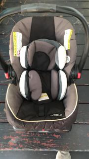 Free graco infant car seat