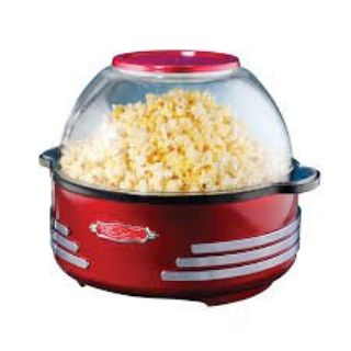 Hot Oil Popcorn Popper - Nostalgia