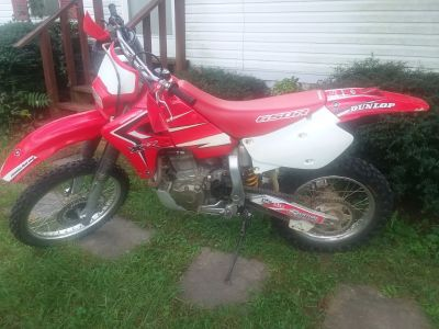 Honda XR650R with title