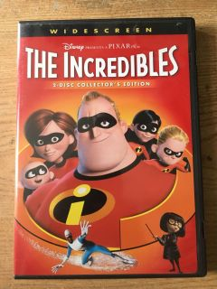 The Incredibles - DVD