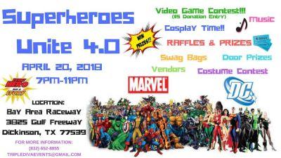 Superhereos Unite 4.0