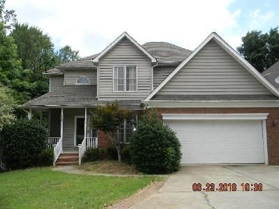 4 Bed 2.5 Bath Foreclosure Property in Mooresville, NC 28117 - Danica Pl