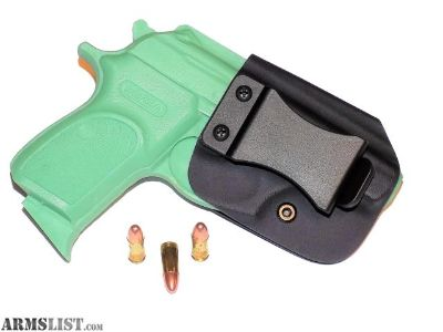 For Sale: Aggressive Concealment BT380IWBLP IWB Kydex Holster Bersa Thunder 380