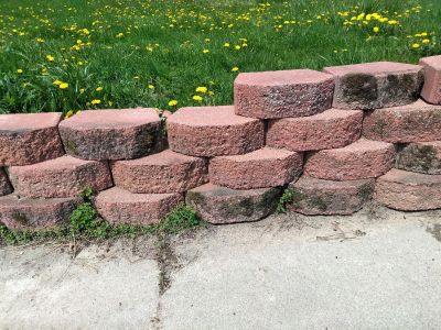 Wall container bricks or whatever you want to use them for!