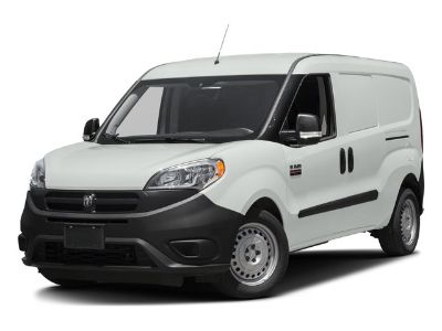 2017 RAM ProMaster City Cargo Van Tradesman (Bright White)