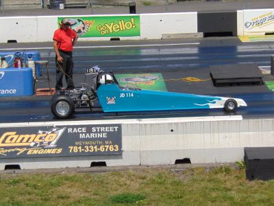 Turn Key Jr Dragster