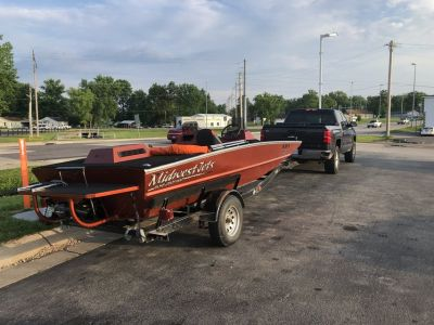 2016 Midwest Jet Boat
