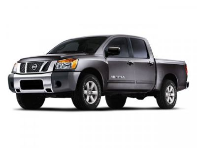 2008 Nissan Titan XE (Red Alert Metallic)
