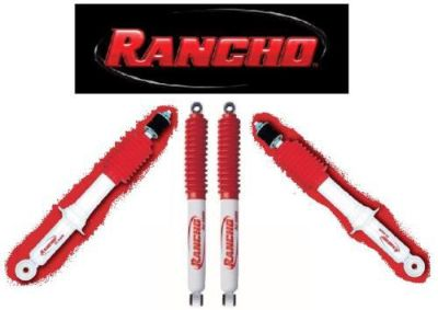 Sell Toyota Tundra 2wd 00-06 Rancho RS5000 Shocks Front Rear motorcycle in Anaheim, California, US, for US $329.95