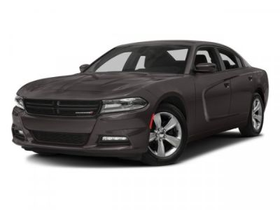 2018 Dodge Charger SXT (Granite Pearlcoat)
