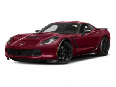 2017 Chevrolet Corvette Grand Sport 1LT (Black)