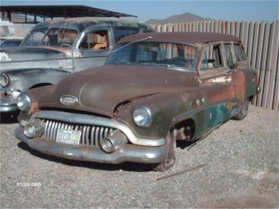 1952 Buick Antique