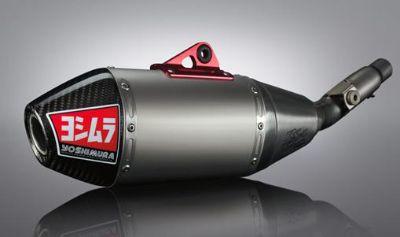 Purchase Yoshimura RS-4 Titanium/Titanium Full Exhaust 2010-2012 Kawasaki KX250F Dirt motorcycle in Ashton, Illinois, US, for US $752.23