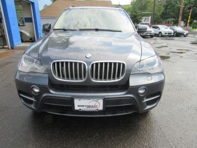 2012 BMW X5 xDrive50i (Gray)
