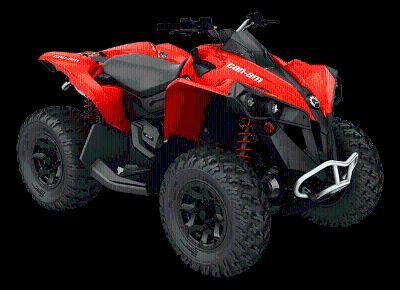 2016 Can-Am Renegade 570 Sport ATVs Lancaster, NH